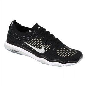 Nike Air Zoom Fearless Cross Training Shoes Black